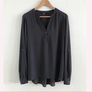 🛍 Simply Vera Wang Top Blouse Shirt Size XXL